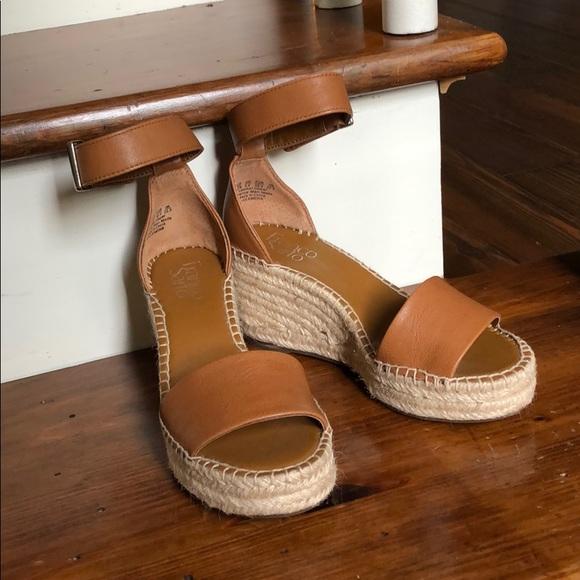 a7d5350ef57 Franco Sarto Clemens espadrille sandal wedge